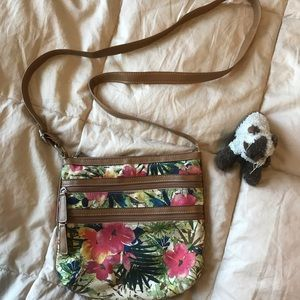 Croft and Barrow Tropical Crossbody